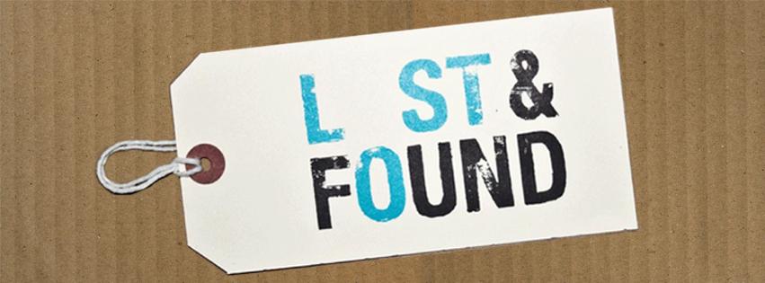 Lost & Found Series Logo
