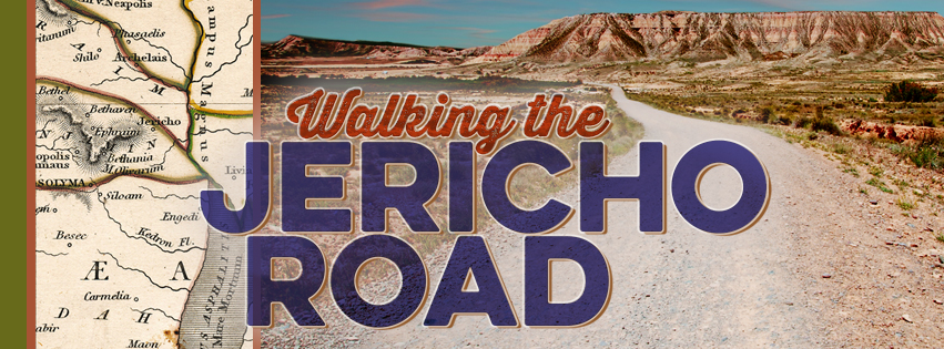 Walking the Jericho Road Series Graphic