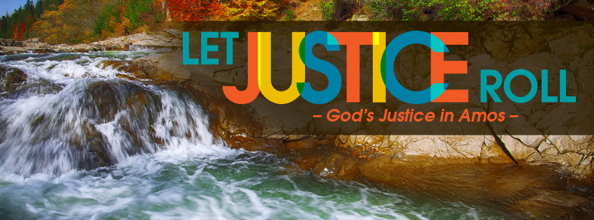Let Justice Roll Series Graphic